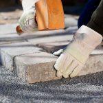 Укладка тротуарной плитки своими руками. миниатюра