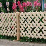 Деревянные заборы для частного дома своими руками. миниатюра